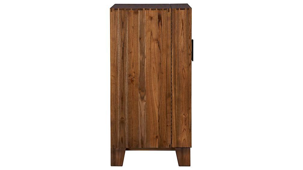 Marin Natural Bar Cabinet