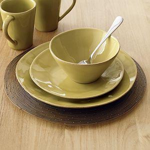 Marin Green Dinner Plate