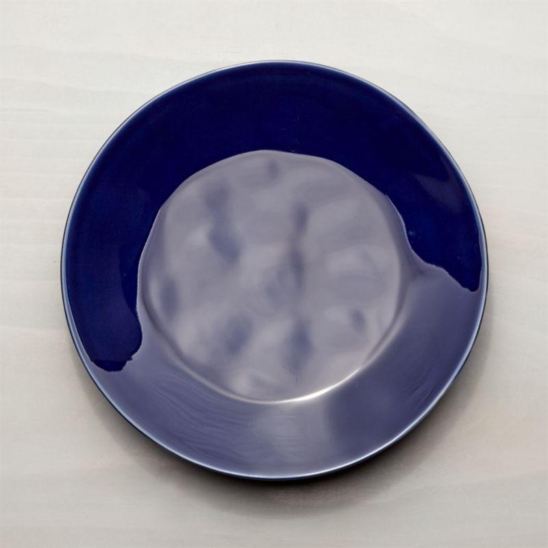 Marin Dark Blue Dinner Plate