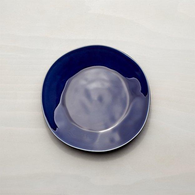 Marin Dark Blue Salad Plate