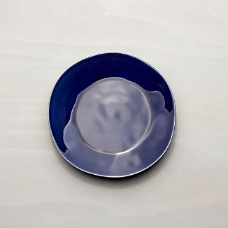 Marin Dark Blue Salad Plate
