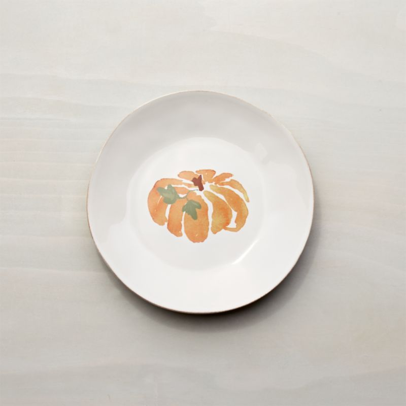 Marin Fall Harvest Salad Plate