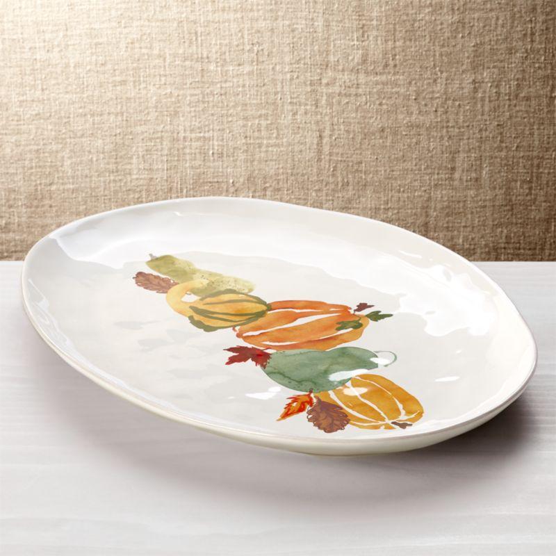 Marin Fall Harvest Platter