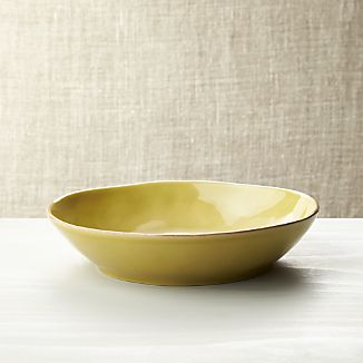 Marin Green Pasta-Low Bowl