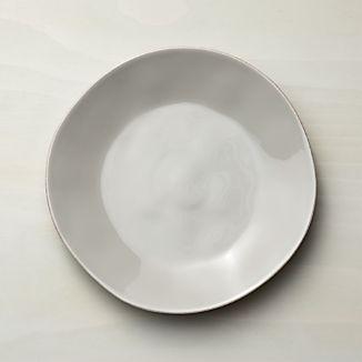 Marin Grey Dinner Plate