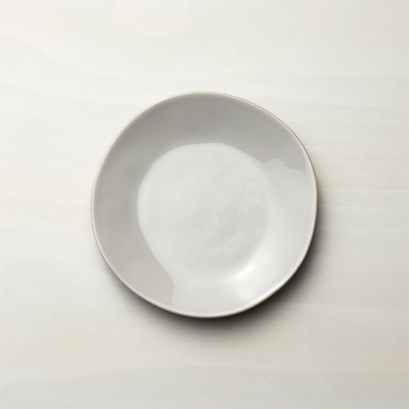 Marin Grey Salad Plate