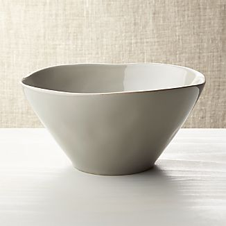 "Marin Grey 10.25"" Serving Bowl"