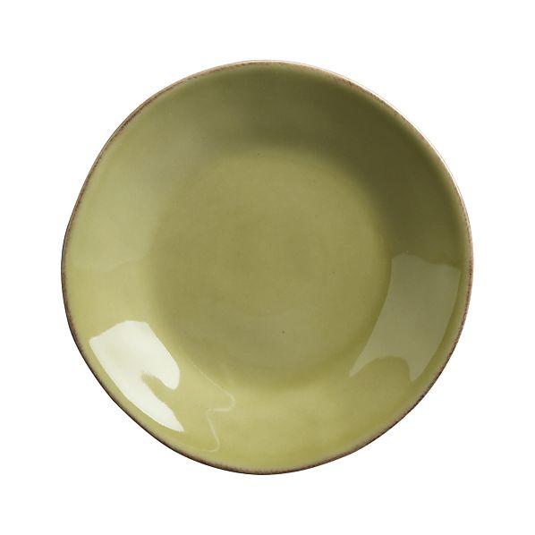 Marin Green Appetizer Plate