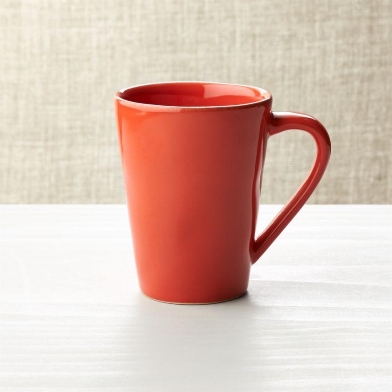 Marin Orange Mug