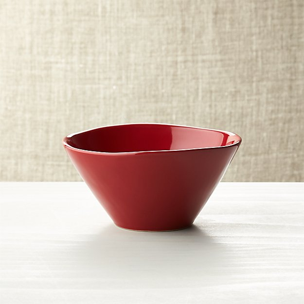 Marin Red Bowl