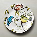 Marin Summer Birds Platter