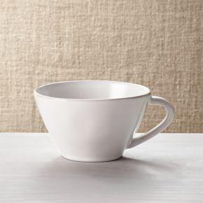 Marin White Jumbo Mug
