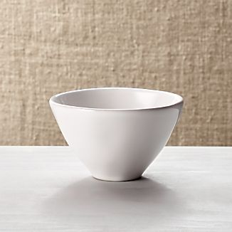 Marin White Mini Bowl