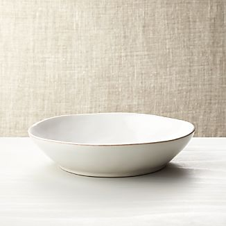 Marin White Pasta-Low Bowl