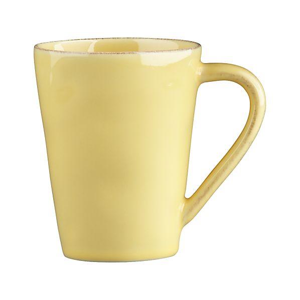 Marin Yellow Mug
