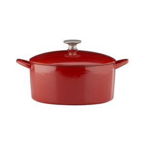 Mario Batali Red 4-Quart Dutch Oven