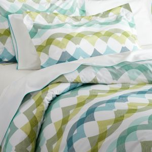 Marissa King Duvet Cover