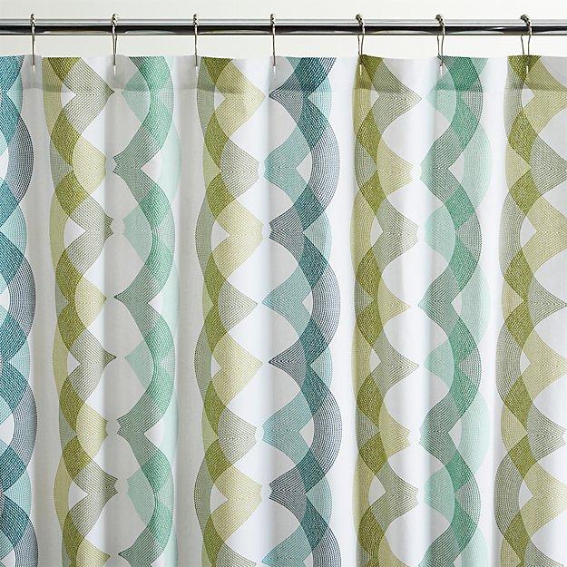 Marissa Shower Curtain