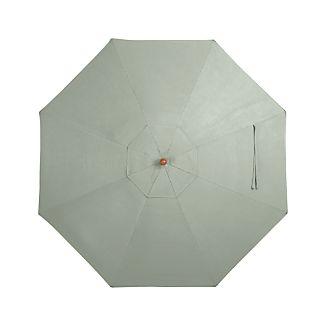 9' Round Sunbrella ® Fern Umbrella Canopy