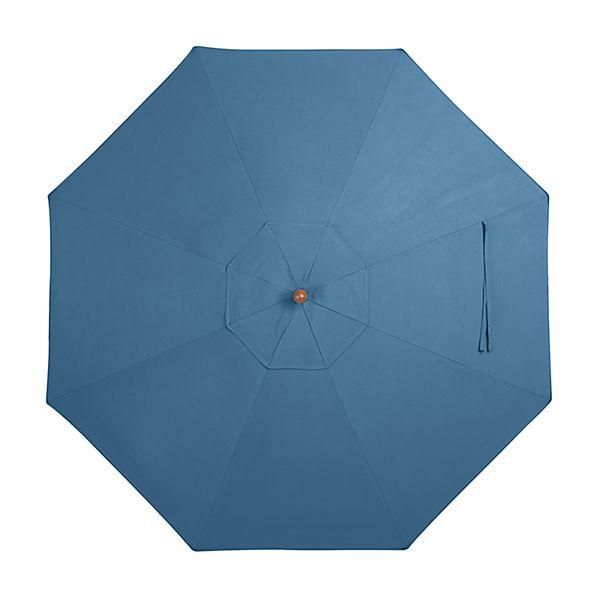 9' Round Sunbrella ® Turkish Tile Umbrella Canopy