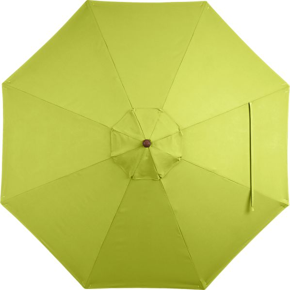 9' Round Sunbrella ® Apple Umbrella Cover