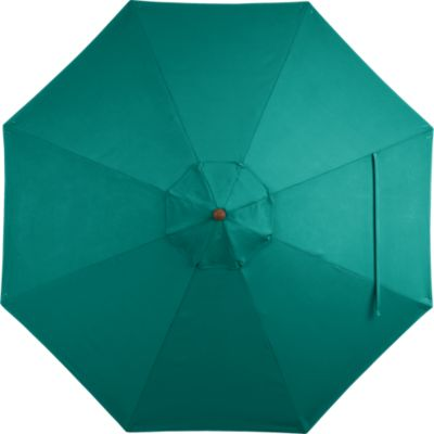 9 Round Sunbrella® Harbor Blue Umbrella Cover