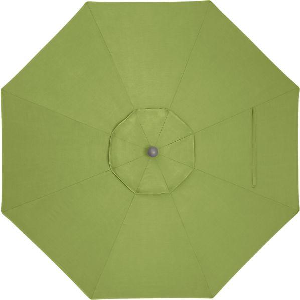 9' Round Sunbrella ® Kiwi Umbrella Cover