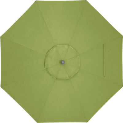 9' Round Sunbrella® Kiwi Umbrella Cover