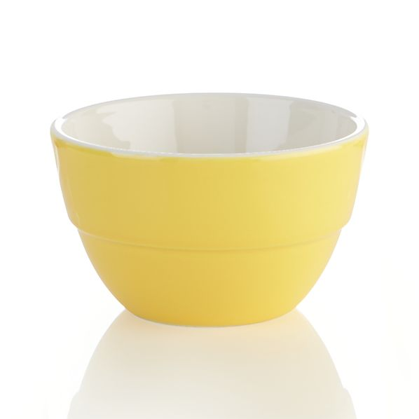 Market Yellow Mini Bowl