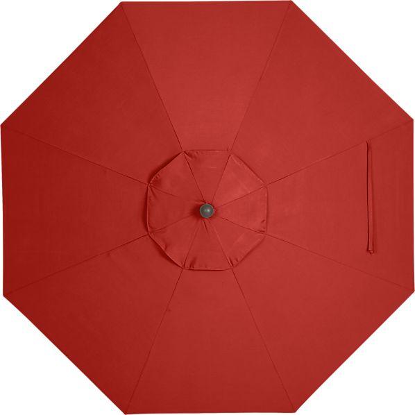 9' Round Sunbrella ® Caliente Umbrella Cover