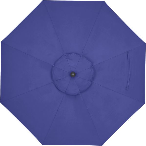 9' Round Sunbrella ® Marine Umbrella Cover