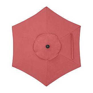 6' Round Sunbrella ® Rose Umbrella Canopy