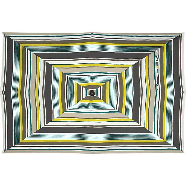 Rectangular Arroyo Umbrella Cover