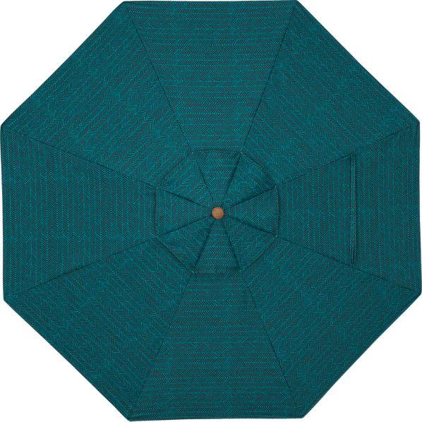 9' Round Juniper Umbrella Cover