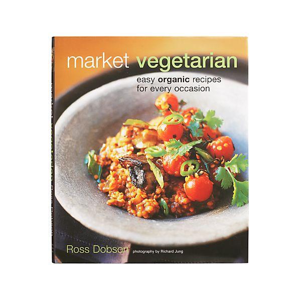 Market Vegetarian Cookbook