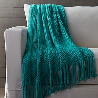 Marley Aqua Throw