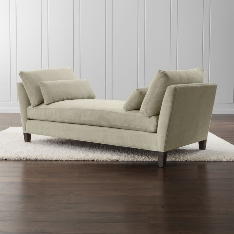 Marlowe Upholstered Daybed | Crate and Barrel