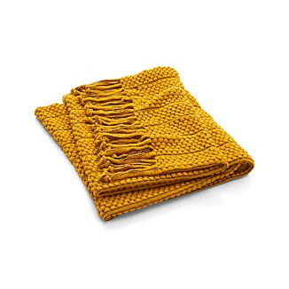 Marley Gold Throw