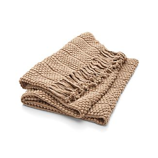 Marley Taupe Throw