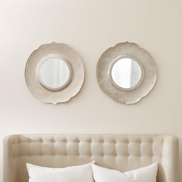 Set of 2 Maroc Wall Mirror