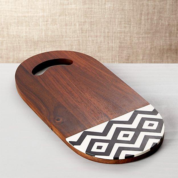 Marrakesh Wood Board