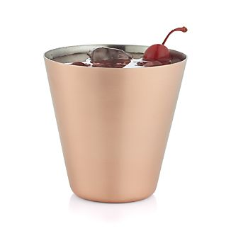 Martin Copper Cocktail Glass