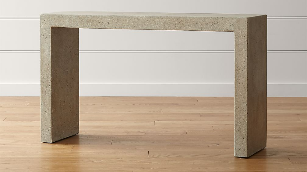 Mason Console Table In Console Tables Crate And Barrel