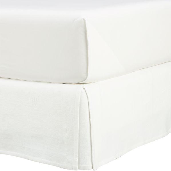 Matelasse Twin Bed Skirt