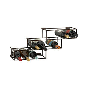 Matrix 12-Bottle Wine Rack - Matrix...