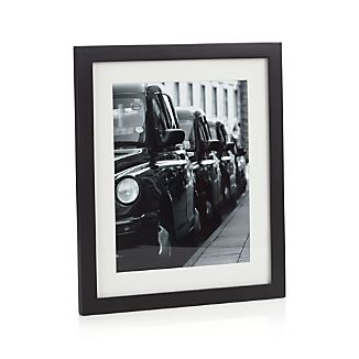 Matte Black 8x10 Picture Frame