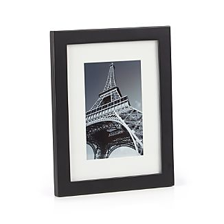 Matte Black 4x6 Picture Frame
