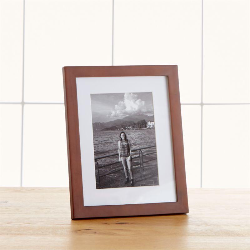 Matte Brown 5x7 Frame
