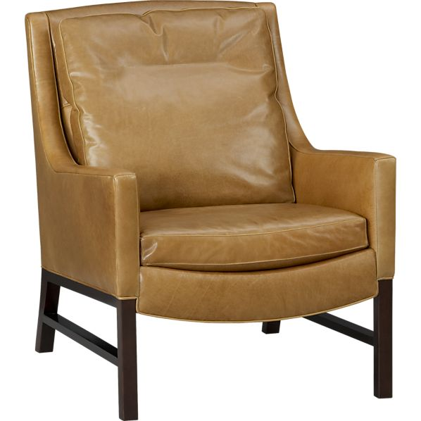 Maverick Leather Chair