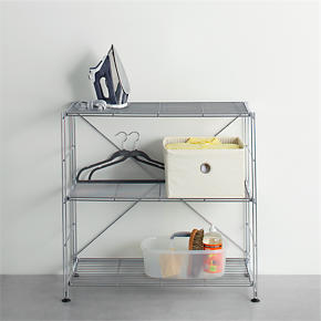 MAX Chrome Three-Shelf Unit - MAX Chrome...